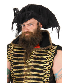 elope elope Ghost Pirate Hat