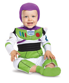 Disguise Costumes Infant Deluxe Buzz Lightyear Costume