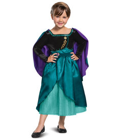 Disguise Costumes Kids Deluxe Queen Anna Costume