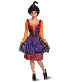 Disguise Costumes Hocus Pocus Adult Mary Sanderson Costume