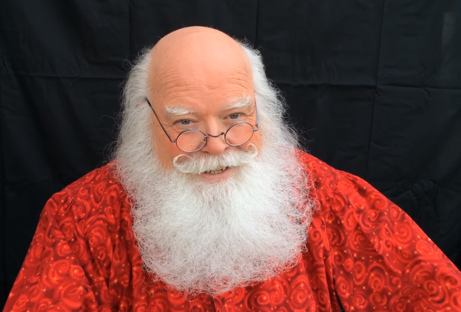 Santa Claus Makeup Tutorial
