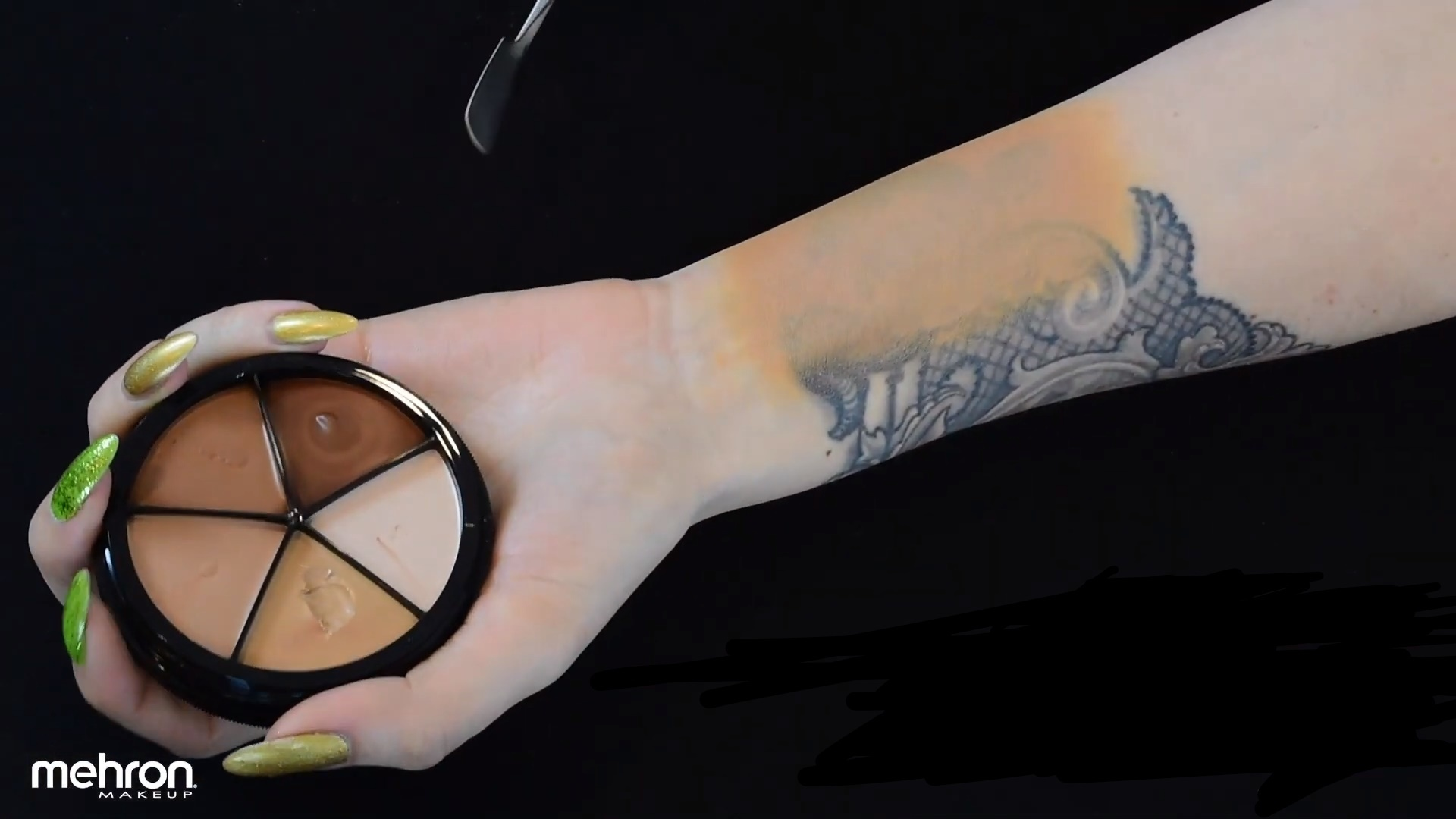 Tattoo Cover Up Makeup Tutorial