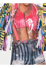 Women S Harley Quinn Birds Of Prey Costume Johnnie Brocks Dungeon