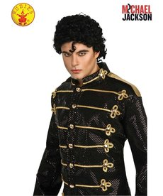 Rubies Costumes Adult Michael Jackson Wig