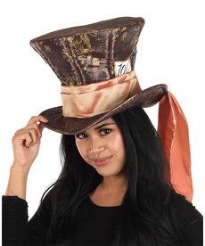 elope Disney Alice in Wonderland Tim Burton Mad Hatter Top Hat