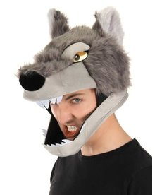 elope elope Wolf Jawesome Hat