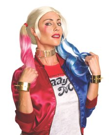 Rubies Costumes Women's Harley Quinn Jewelry Set (Suicide Squad)