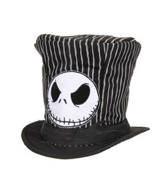 elope Disney Nightmare Before Christmas Jack Plush Top Hat