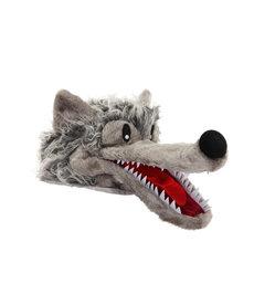 elope Big Bad Wolf Plush Hat