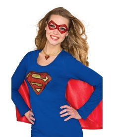 Rubies Costumes Adult Supergirl Choker