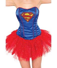 Rubies Costumes Women's Supergirl Corset