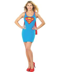 Rubies Costumes Women's Supergirl Tank Dress
