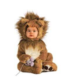 Rubies Costumes Infant Baby Lion Cub Costume