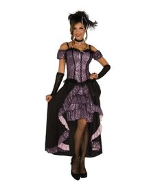 Rubies Costumes Women's Dance Hall Mistress Costume