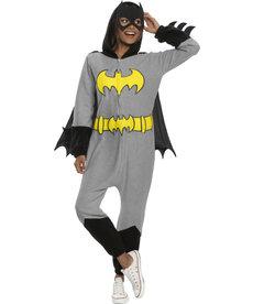 Rubies Costumes Women's Batgirl Onesie