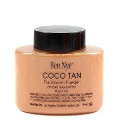 Ben Nye Company Translucent Powder: Coco Tan - 1.5 oz. (TP-44)