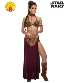 Rubies Costumes Princess Leia: Slave Leia Outfit  For Women