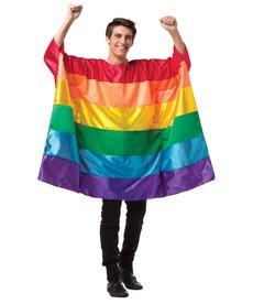 Flag Tunic - Rainbow