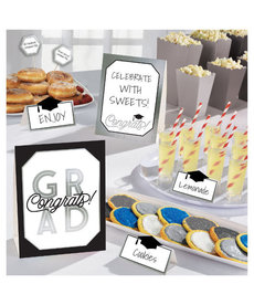 Grad Grid Mini Buffet Decorating Kit