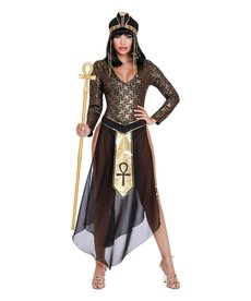 Dream Girl Women's Queen Cleo Costume