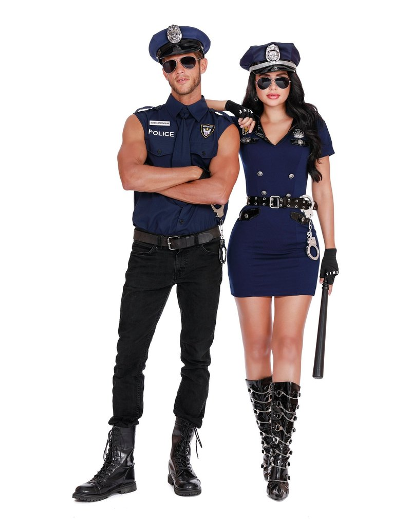Dream Girl Men's The Sergeant Costume