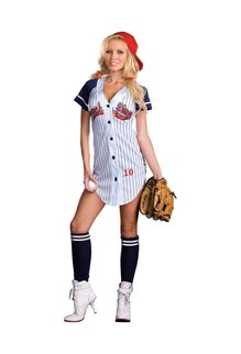 Dream Girl Women's Grand Slam Costume