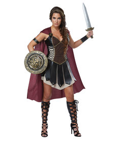 California Costumes Women's Glorious Gladiator Costume