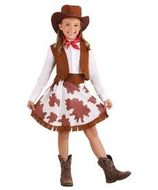 Kids' Cowgirl Costume