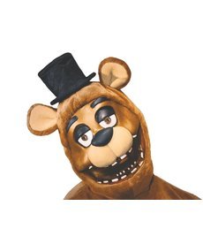 Rubies Costumes Adult Freddy Mask (Five Nights At Freddy's)