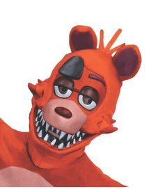 Rubies Costumes Adult Foxy Mask (Five Nights At Freddy's)