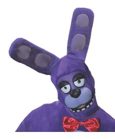 Rubies Costumes Adult Bonnie Mask (Five Nights At Freddy's)