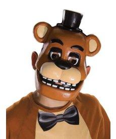 Rubies Costumes Kids Freddy Half Mask (Five Nights At Freddy's)