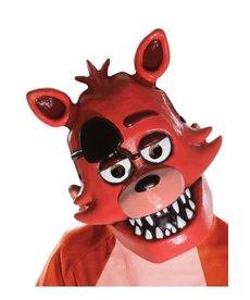 Rubies Costumes Kids Foxy Half Mask (Five Nights At Freddy's)