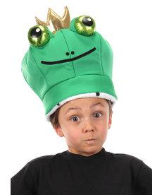 elope elope Frog Prince Reversible Plush Hat