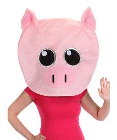 elope elope Pig MASKot Head