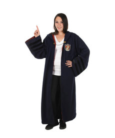 1920's Hogwarts Gryffindor Robe - Adult One Size