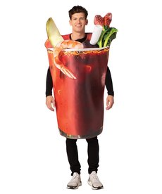 Adult Bloody Mary Drink Tunic Costume