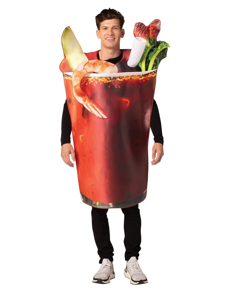 Adult Bloody Mary Drink Costume