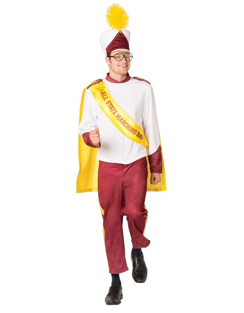 Men's Male Marching Band Costume