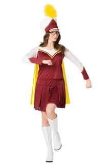 Women's Female Marching Band Costume