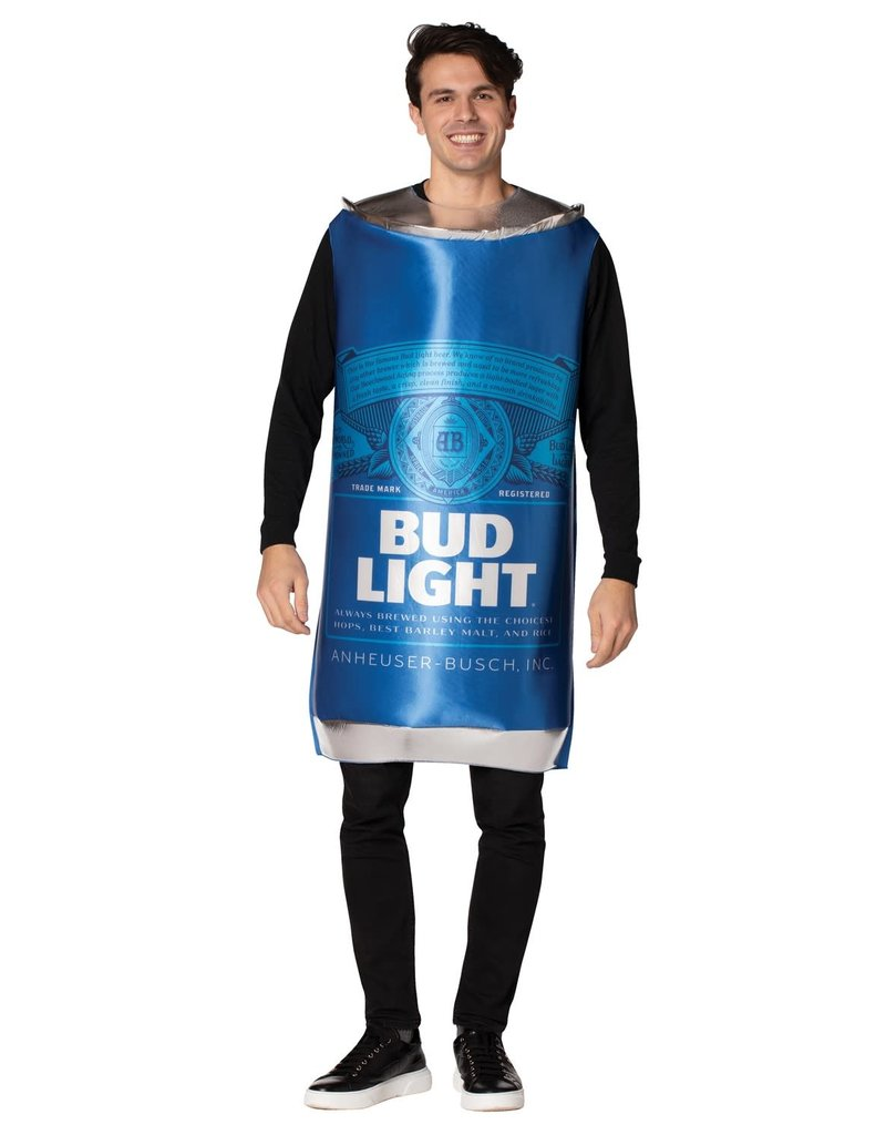 Anheuser-Busch Bud Light Can Beer Costume