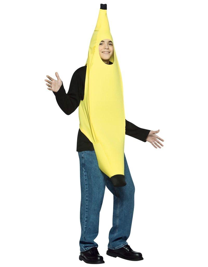 Banana Costume: Teen (13-16)