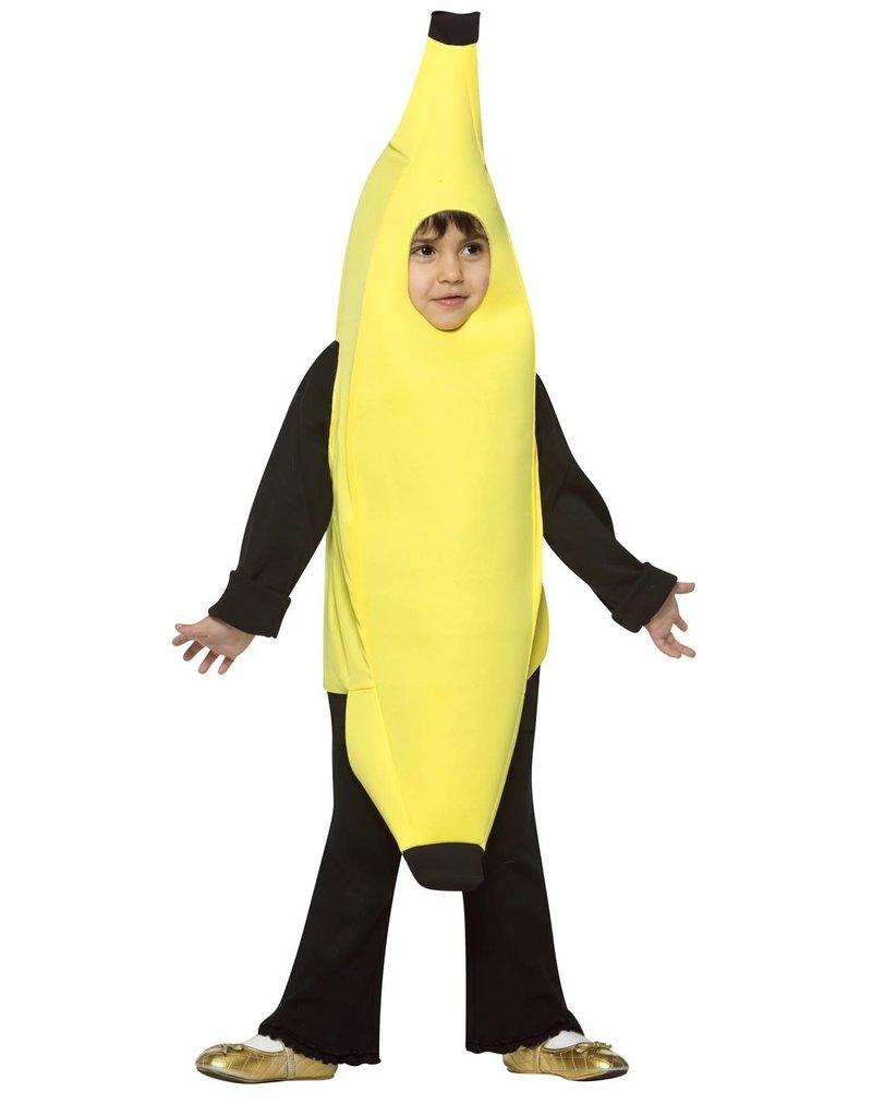 Banana Costume: Toddler (3-4T)