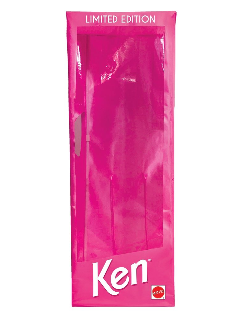 Adult Barbie™ Ken Doll Box Costume