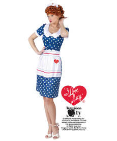Fun World Costumes Sassy Lucy (I Love Lucy)
