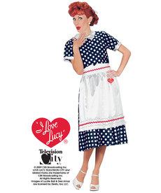 Fun World Costumes Classic Polka Dot Dress (I Love Lucy)