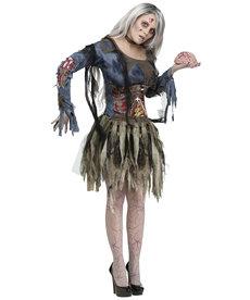 Fun World Costumes Zombie