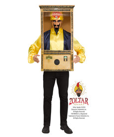 Fun World Costumes Zoltar Speaks® Arcade Booth