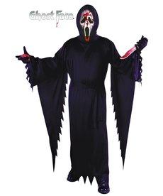 Fun World Costumes Men's Bleeding Ghost Face® Costume