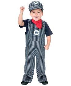 Fun World Costumes Train Engineer
